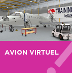 Avion virtuel